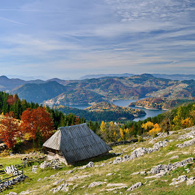 autumn by Miloš Karaklić - Landscapes Travel (  )