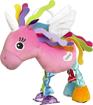 Lamaze Clip & Go Toy - Tilly Twinklewings