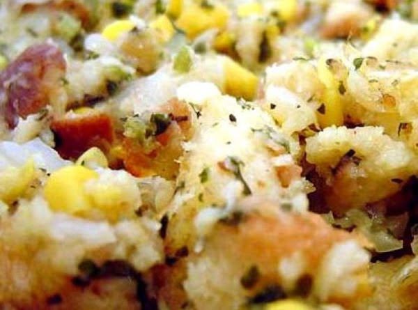Seminole Corn Dressing Recipe