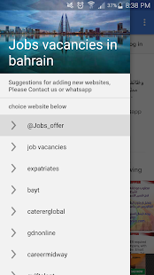 Job Vacancies In Bahrain - náhled