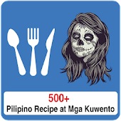 Filipino Recipes+Ghost Stories