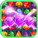 Witch Jewels Legend - Gems Match King Quest icon
