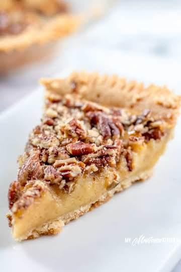 How to Make Sugar Free Pecan Pie   My Montana Kitchen