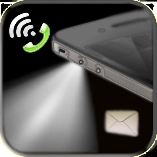 閃光警報呼叫和SMS 工具 LOGO-玩APPs