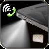 Flash alertes des appels SMS