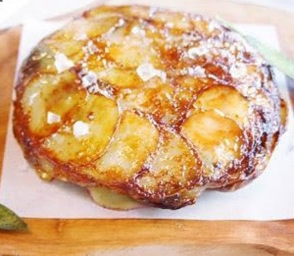 Potato Galette Recipe