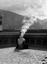 Photo: Philosophy Hall, Labrang Monastery, Xiahe, Gansu Province, China