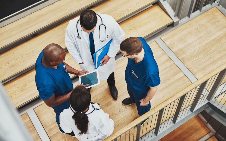 Life Healthcare's push into foreign jurisdictions has been described as necessary in light of the tougher approach by the local competition authorities. Picture: 123RF/LANGSTRUP