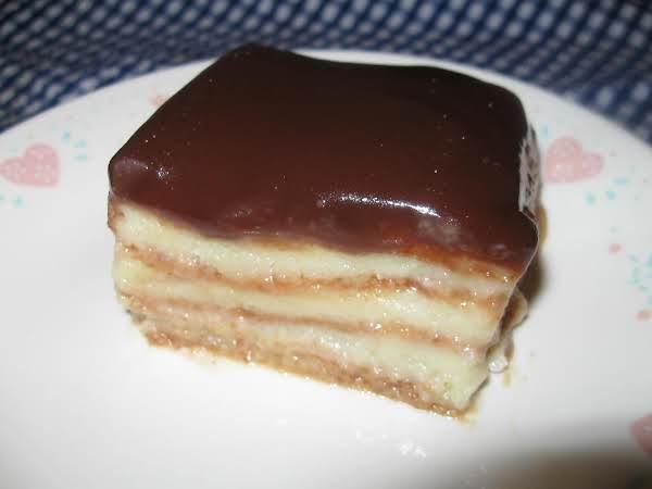 Homemade Chocolate Eclair Cake, Millie's Recipe