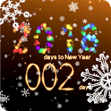 New Years Countdown premium icon