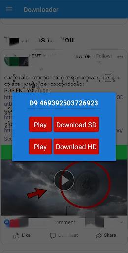 video downloader for facebook and instagram 2020 screenshot 2