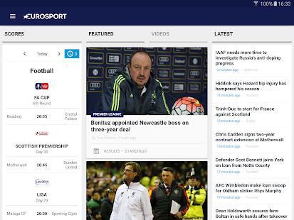 Eurosport Screenshot 8