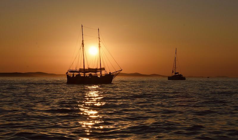Tramonti indimenticabili (Zadar) di stefania_bernardini