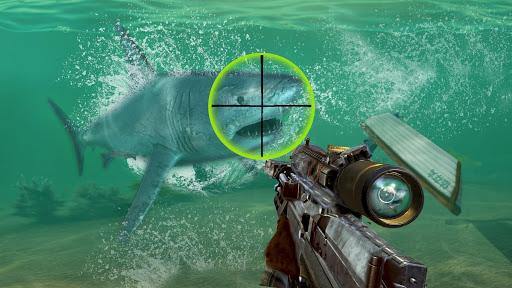 Super Robots Shark Transformation Hunter War 3D 1.0.3 screenshots 6