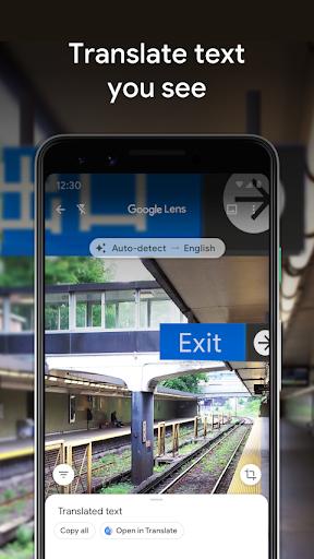 Google Lens 1.8.190904066 screenshots 2