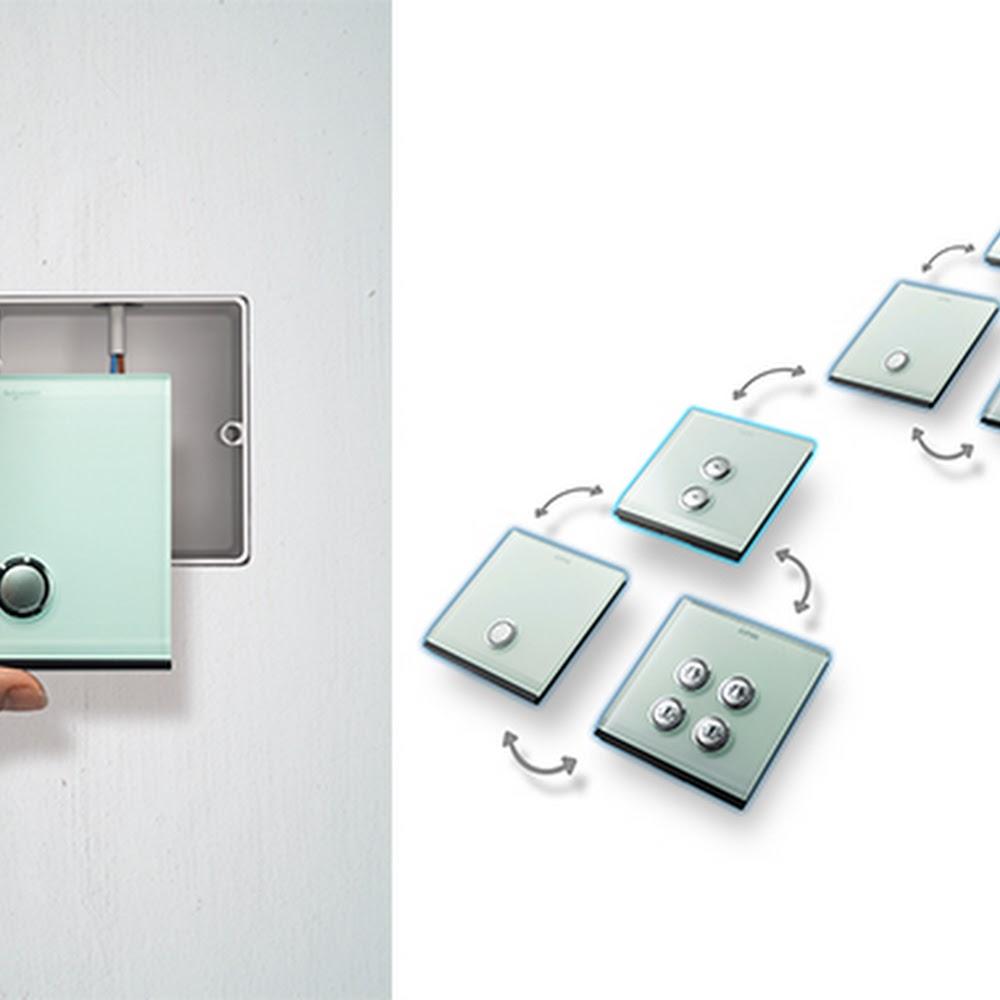 Schneider 施耐德電氣 ULTI 智能燈光系統