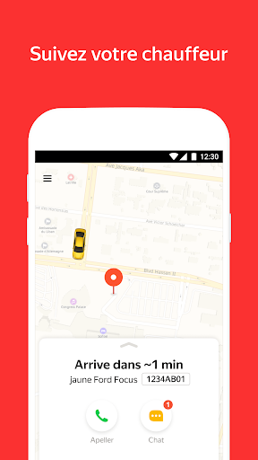 Yango – commandez une voiture en ligne screenshot 3