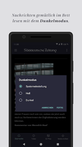 SZ.de - Nachrichten - Süddeutsche Zeitung 12.0.0 screenshots 14