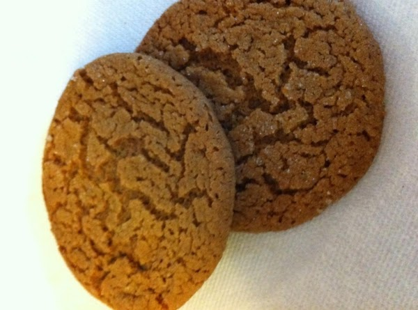 Ginger Cookies--thin And Delicate! Recipe