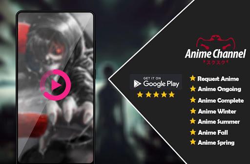 Anime Channel Sub Indo : BlackBulls 1.0 screenshots 1
