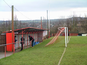 Photo: 31/12/05 v Rocester FC (Midland Alliance) 3-3 - contributed by Martin Wray