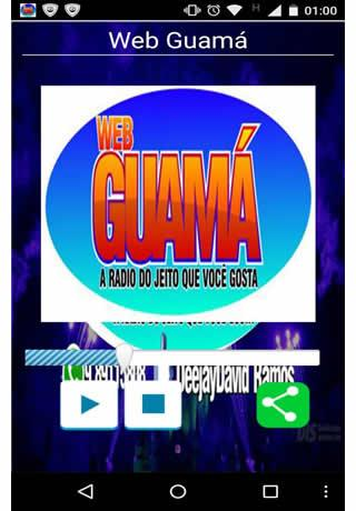 Web Guamá