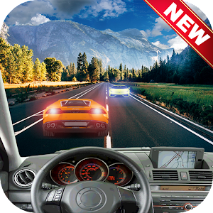Highway Jeep Drive for PC and MAC