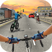 Bicycle Racing Game 2017