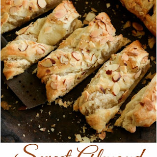 Sweet Almond Pastry.