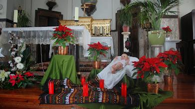 Photo: Eucaristía Navidad 2014. Sagrado Corazón de Placeres