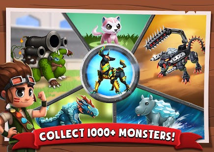 Battle Camp - Monster Catching- screenshot thumbnail