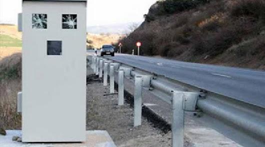 Apúntalo: te contamos dónde están los más de 40 radares que hay en Almería