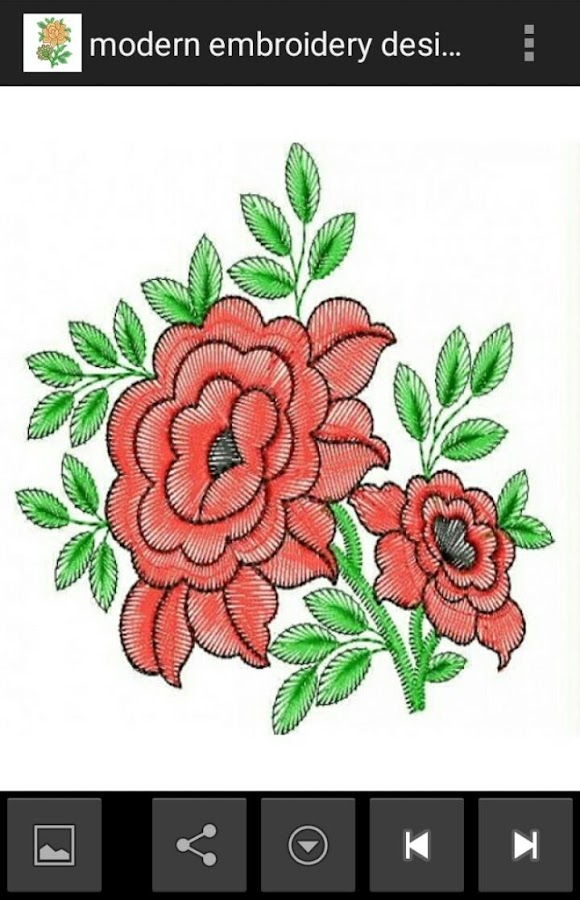 Modern embroidery designs android apps on google play