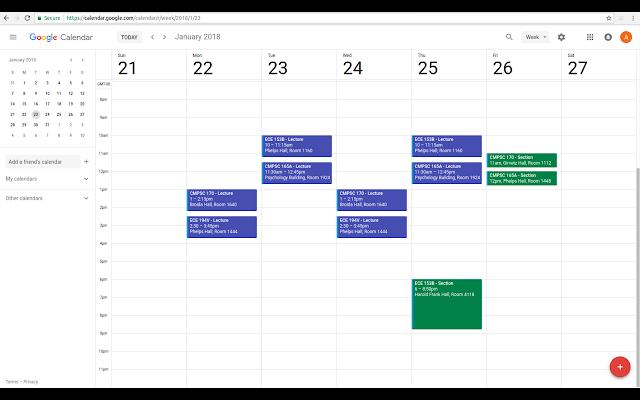 Ucsb Calendar.Ucsb Gold Calendar