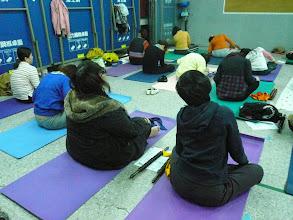 Photo: 20110323律動身心靈瑜珈