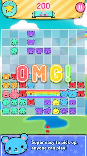 玩免費解謎APP|下載Baboo! Rainbow Puzzle app不用錢|硬是要APP