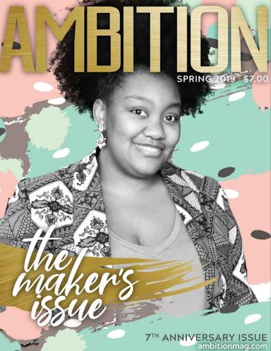 Ambition Magazine screenshot 1