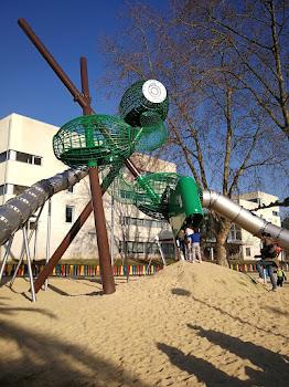 Parque infantil de Barreiro