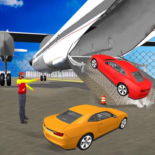 Airplane Pilot Car Transport Game (game)