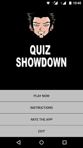 Quiz Showdown