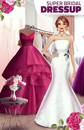 Super Wedding Stylist 2020 Dress Up & Makeup Salon screenshots 9
