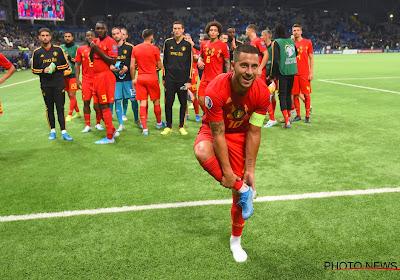 """""""Kritiek? Welke kritiek?"""" Eden Hazard maakt zich om niks druk"""