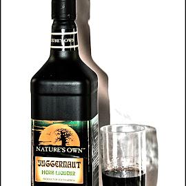 Jaggernaut by Elna Geringer - Food & Drink Alcohol & Drinks