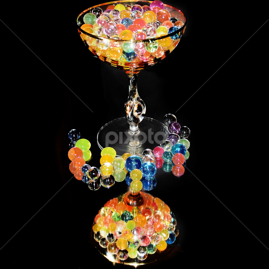 colorful beads by LADOCKi Elvira - Artistic Objects Still Life ( decorative,  )
