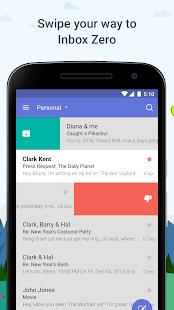 CloudMagic Email & Calendar Screenshot