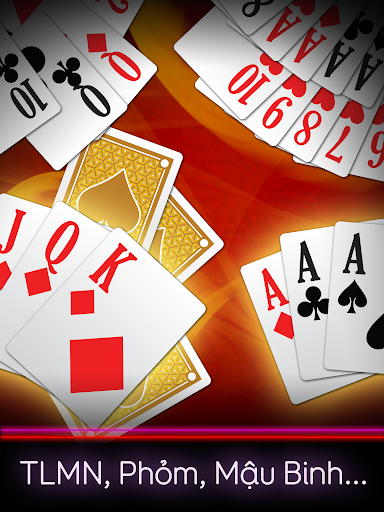 Poker Paris: Tien Len Mien Nam TLMN & Binh Xap Xam 2.2.0 screenshots 9