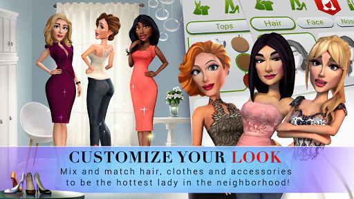 Desperate Housewives: The Game 18.10.17 mod screenshots 5