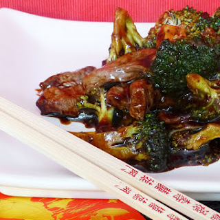 Beef With Black Bean Sauce Recipes