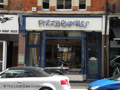 pizza express ealing broadway
