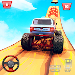 Monster Truck Stunt 2020: Impossible Tracks Master icon
